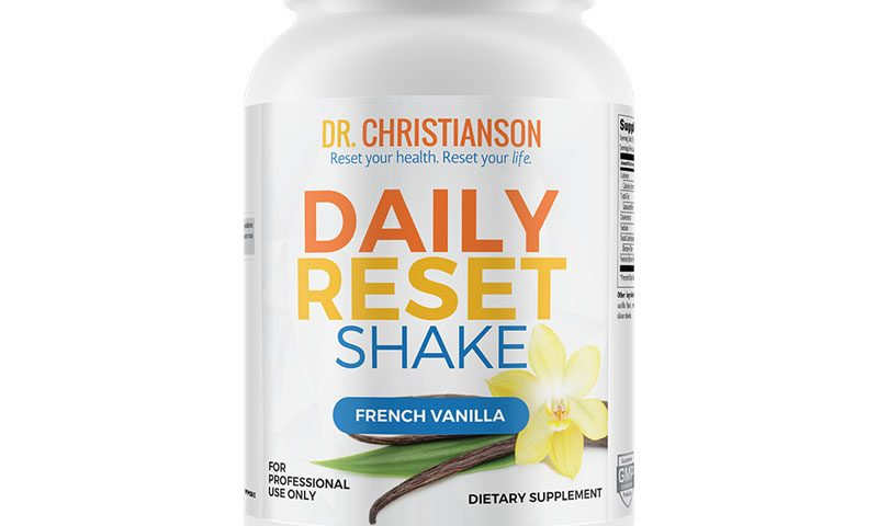 adrenal reset shake