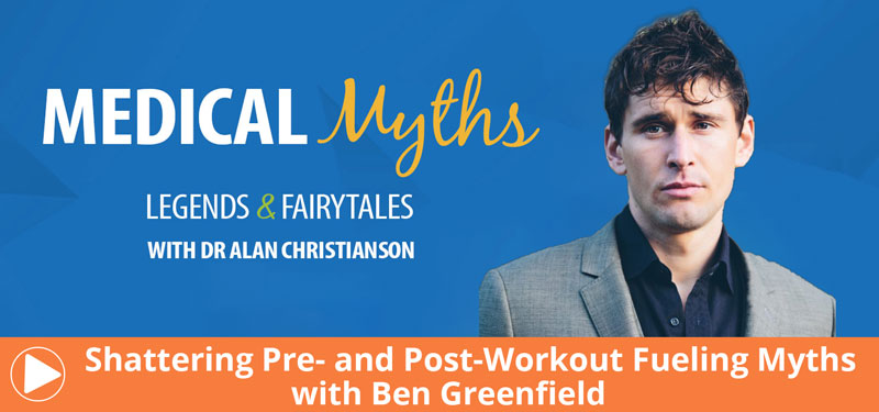 Podcast – Shattering Pre- and Post-Workout Fueling Myths with Ben Greenfield