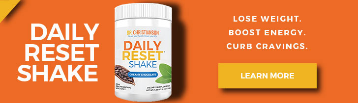 https://shop.drchristianson.com/products/chocolate-daily-reset-shake