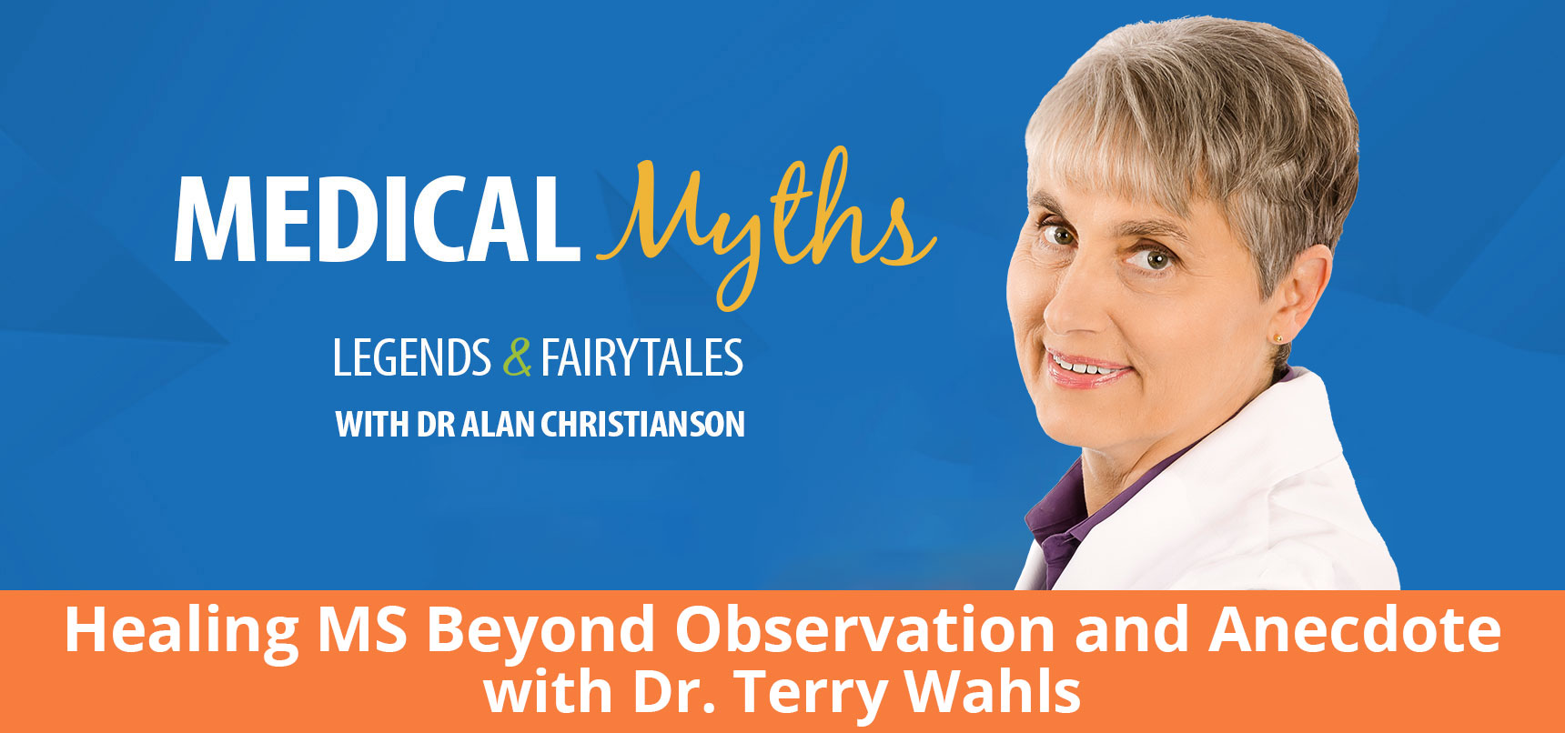 Dr Terry Wahls Healing MS
